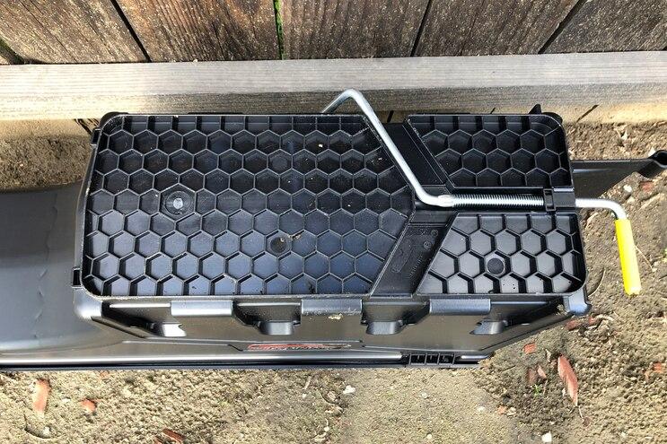 Swingcase Truck Bed Toolbox Install 003