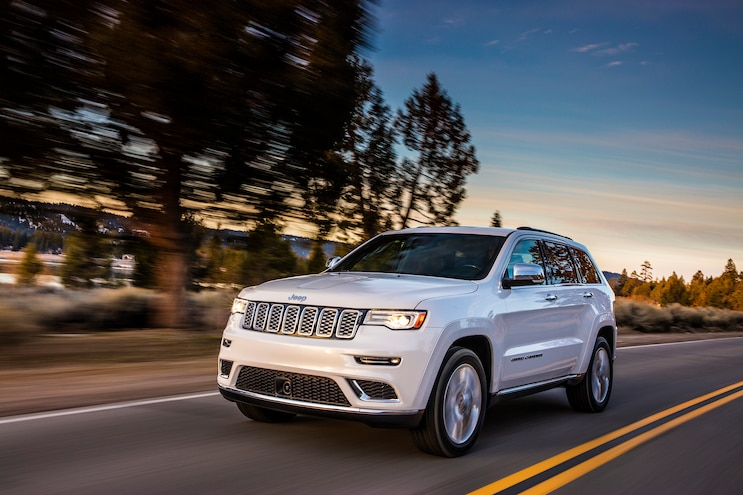 Jeep Kicks Off Sales in India with Wrangler, Grand Cherokee
