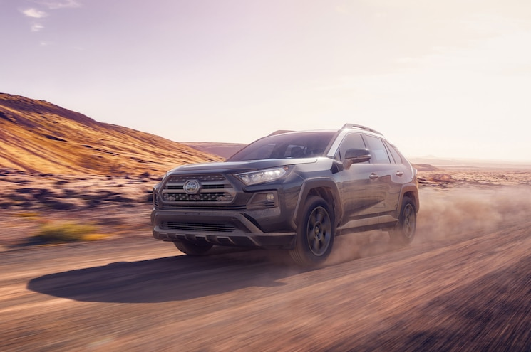 2019 Chicago Auto Show – First Look: 2020 Toyota RAV4 TRD Off-Road