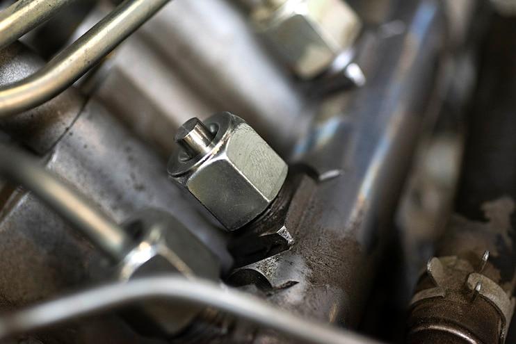 020 Lml Duramax Cp4 To Cp3 Fuel Rail Plug