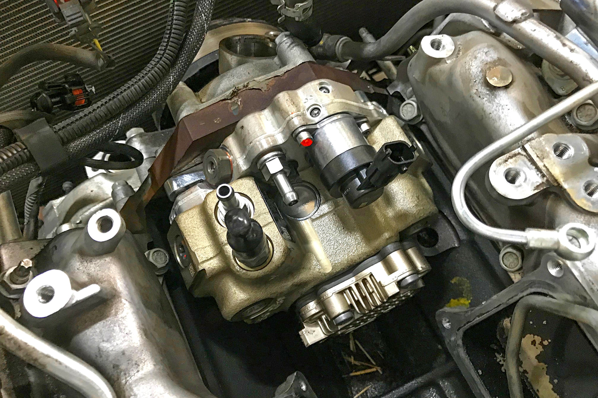 How To Convert Lml Duramax Cp4 Injection Pump To Cp3