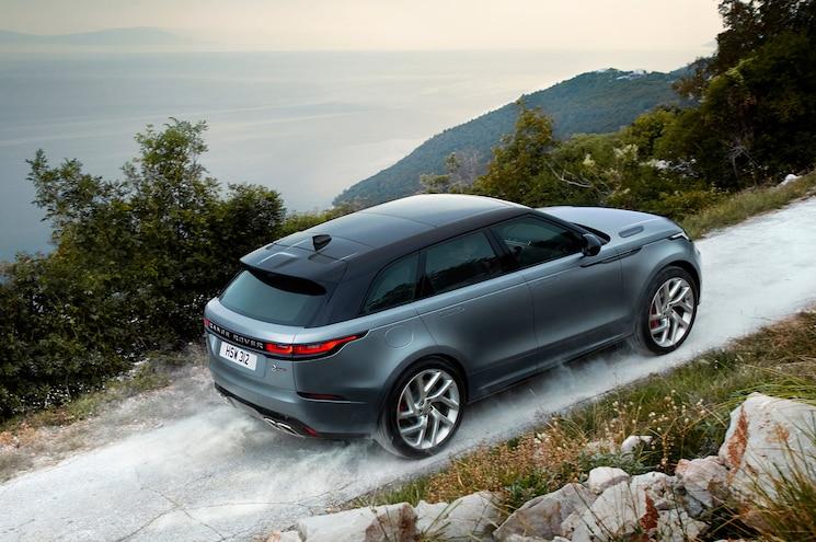 2020 Range Rover Velar Gets SVAutobiography Dynamic Trim >> 2020 Range Rover Velar Svautobiography Dynamic Gets Supercharged V 8