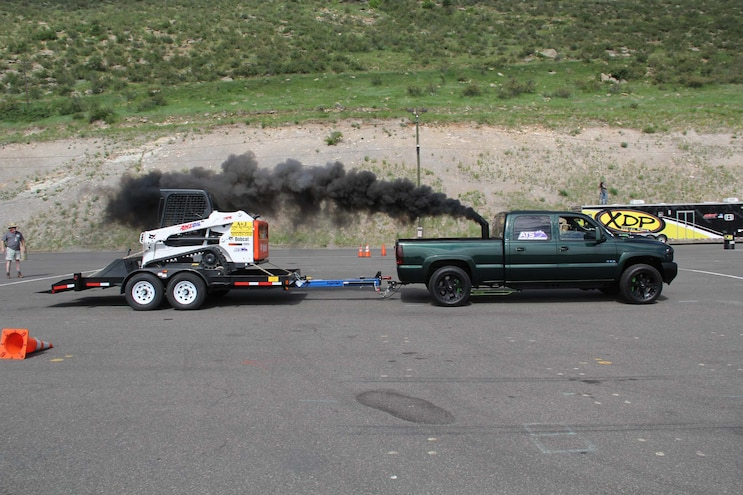 006 Diesel Power Challenge 2016 Day Four