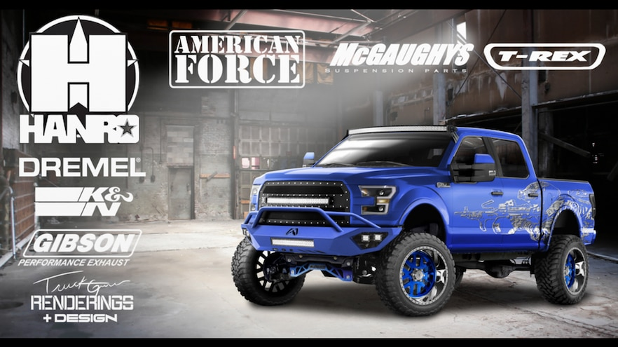 02 2015 Ford F 150