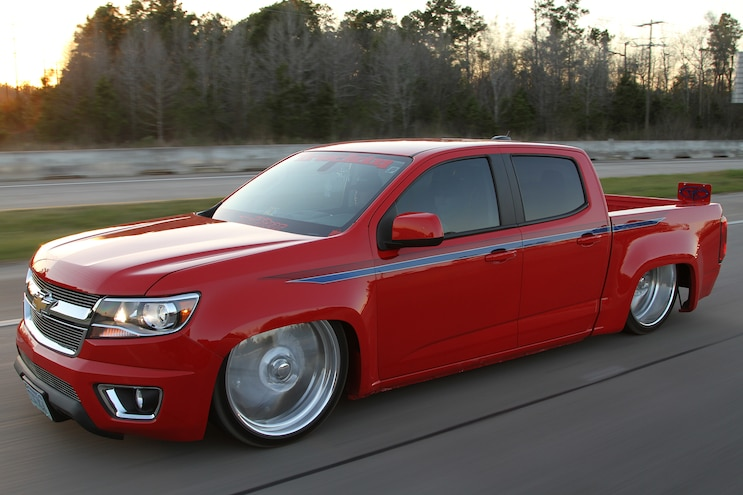 2015 Chevy Colorado - Red Devil