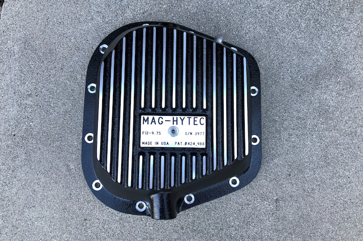 Ford F150 Mag Hytec Differential Cover Install 002