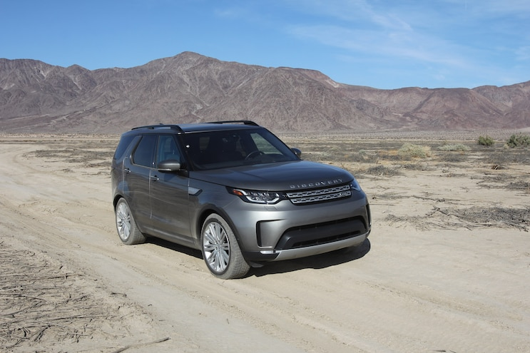 Long-Term Report 2 of 4: 2018 Land Rover Discovery HSE Luxury