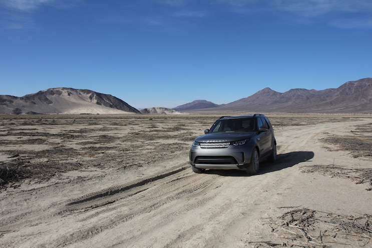 06 Four Wheeler Of The Year 2018 Land Rover Discovery
