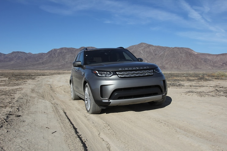 05 Four Wheeler Of The Year 2018 Land Rover Discovery