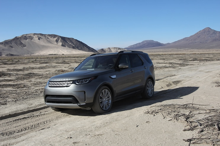 Four Wheeler Of The Year 2018 Land Rover Discovery