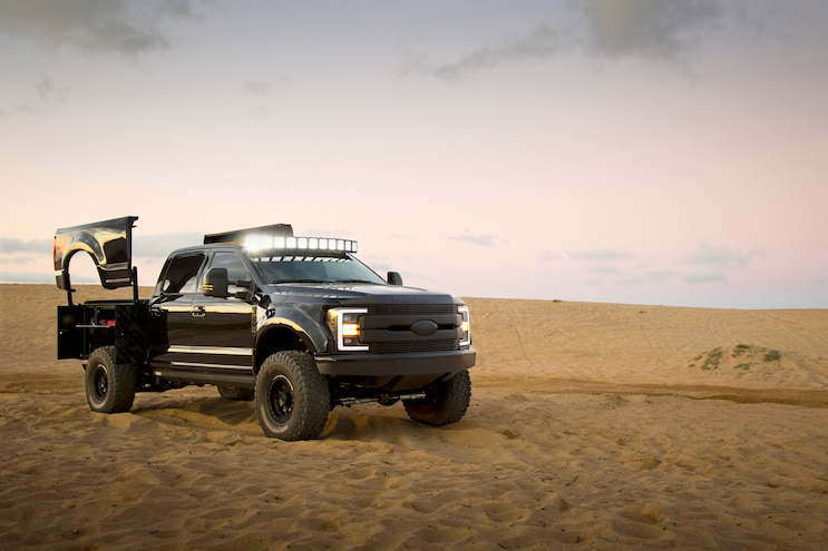 A 2019 Ford F-250 that's More Than Meets the Eye