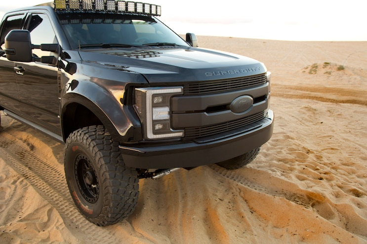 Deberti Design 2019 Ford F250 30