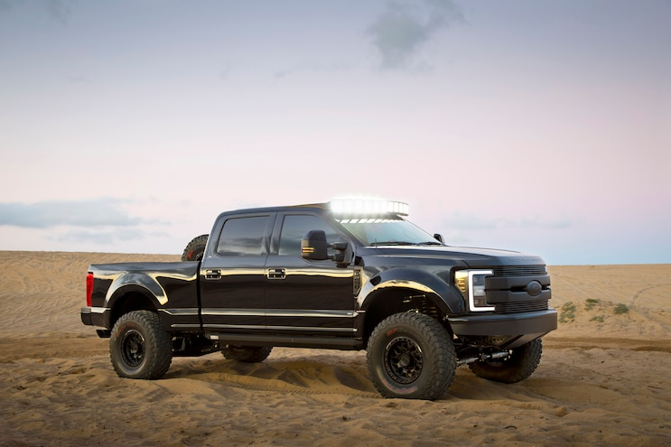 Deberti Design 2019 Ford F250 13