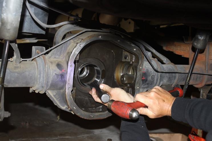 027 Correcting The Axle Gear Ratio