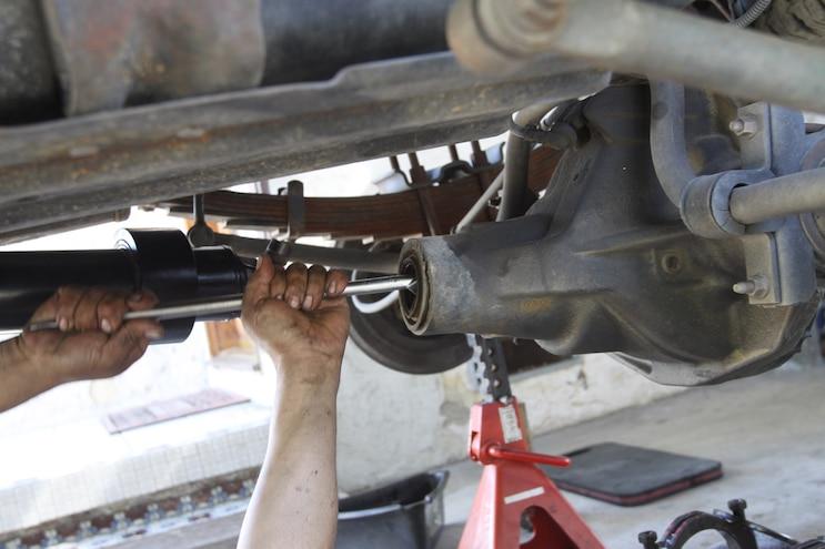 013 Correcting The Axle Gear Ratio