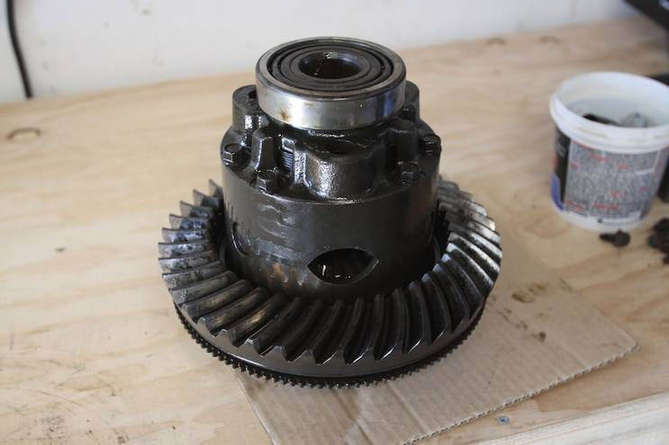 008 Correcting The Axle Gear Ratio