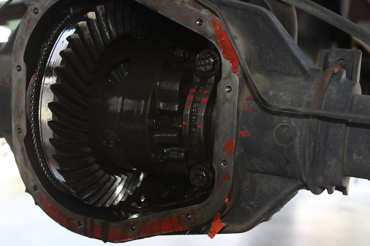 005 Correcting The Axle Gear Ratio