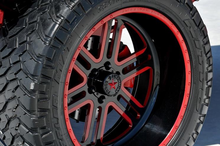 2014 GMC Sierra 1500 Timeless Wheel