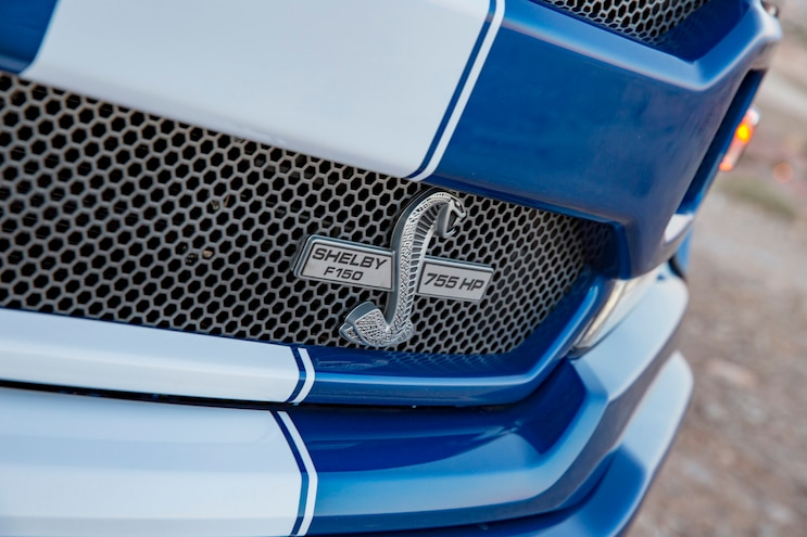 First Drive 2018 Shelby F 150 Emblem