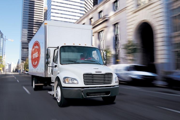 Freightliner M2 Box Truck