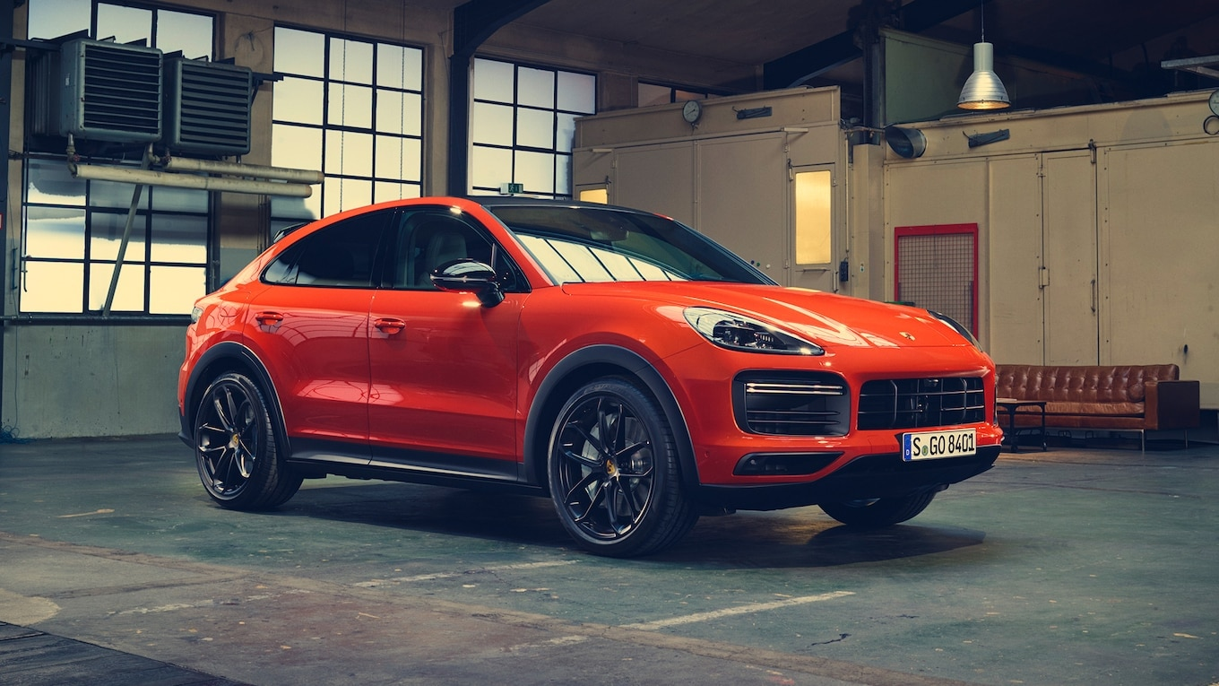 First Look \u2013 2020 Porsche Cayenne Coupe and Cayenne Turbo Coupe