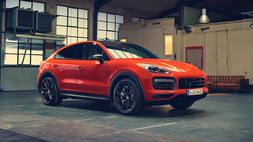 First Look – 2020 Porsche Cayenne Coupe and Cayenne Turbo Coupe
