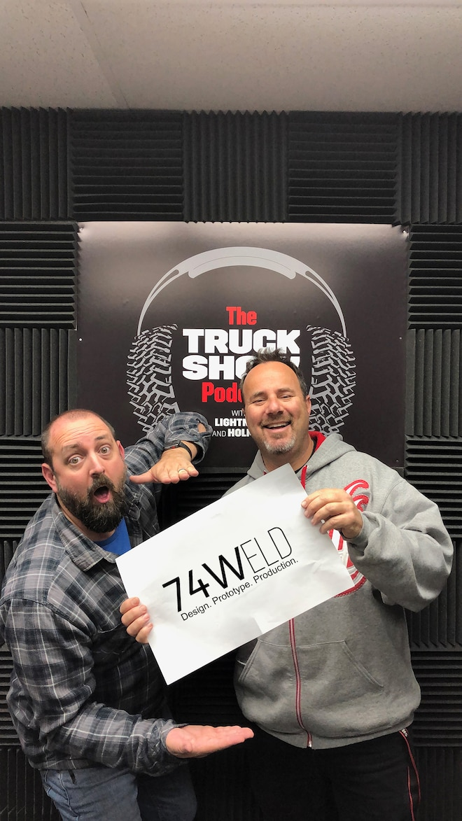 Truck Show Podcast 74Weld Episode 59