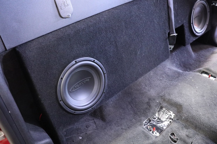 Arc Audios Sound System Integration Solution 20