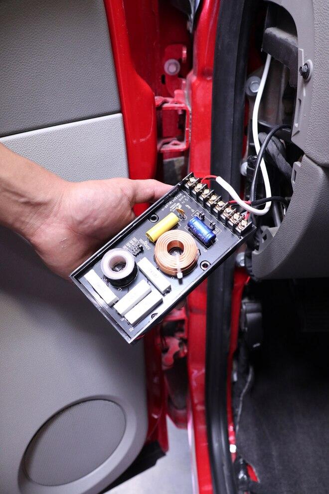 Arc Audios Sound System Integration Solution 18