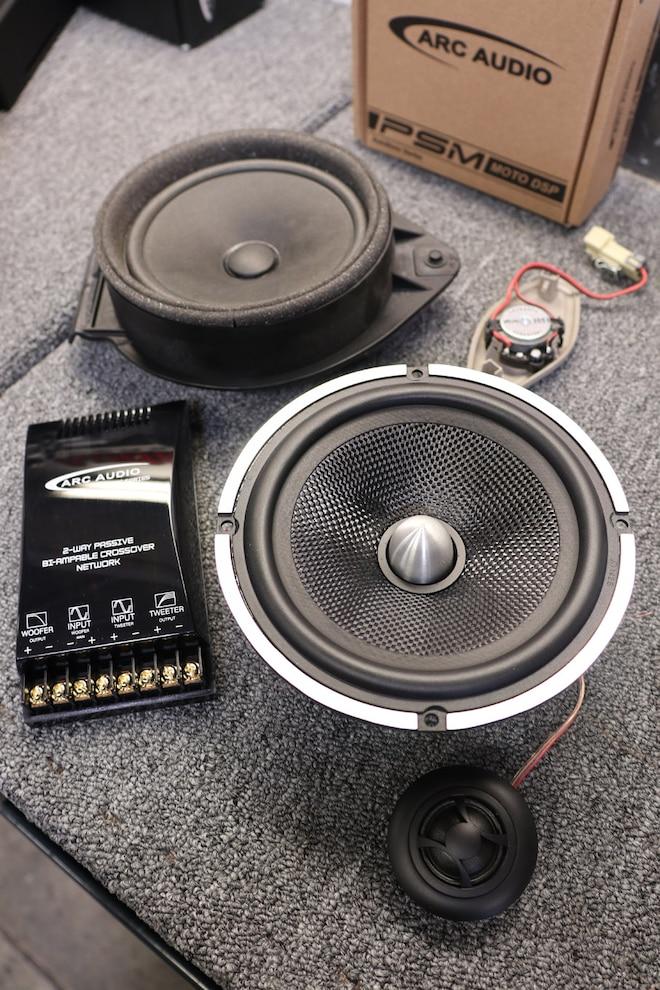 Arc Audios Sound System Integration Solution 04