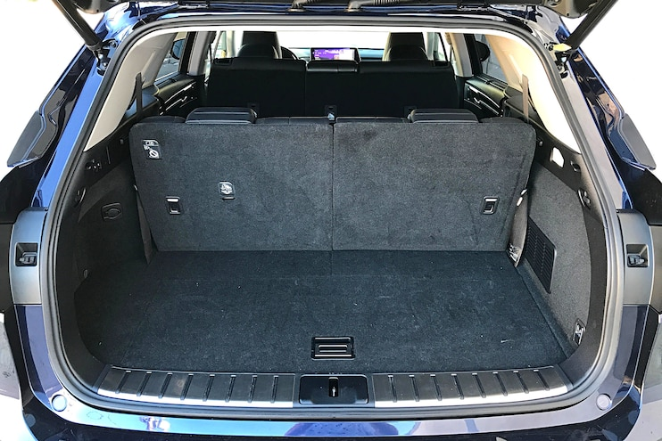 Daily Driven 2018 Lexus RX 350L Cargo Third Row Up