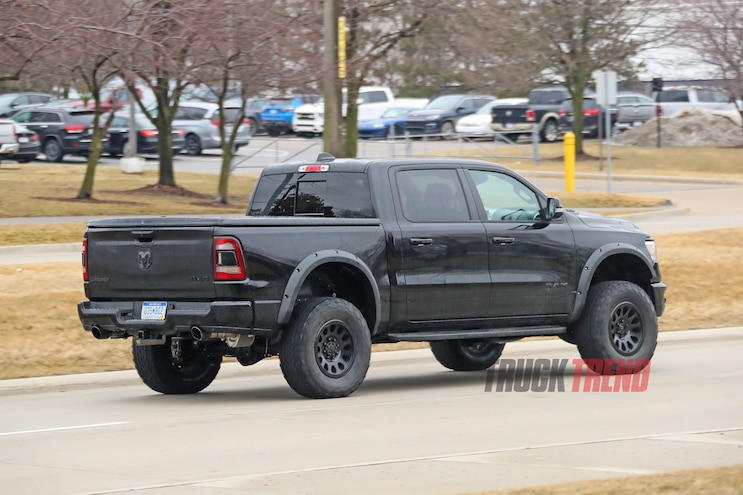 Episode 60 of The Truck Show Podcast: Upcoming Ram TRX in the Wild