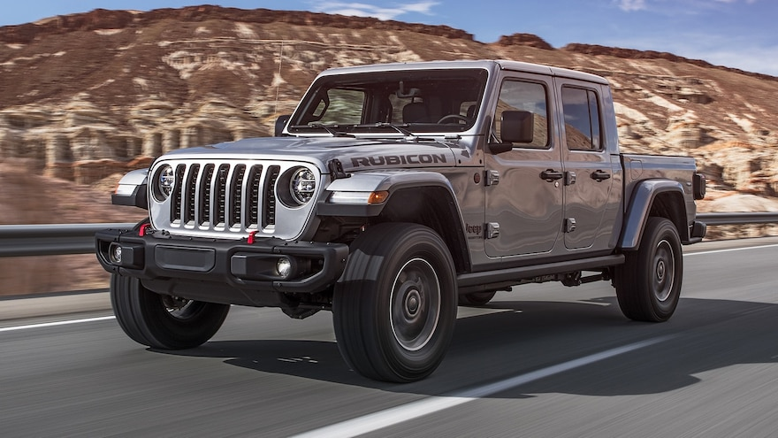 2020 Jeep Gladiator Starts at $33,545, Rises to $43,545 for Rubicon