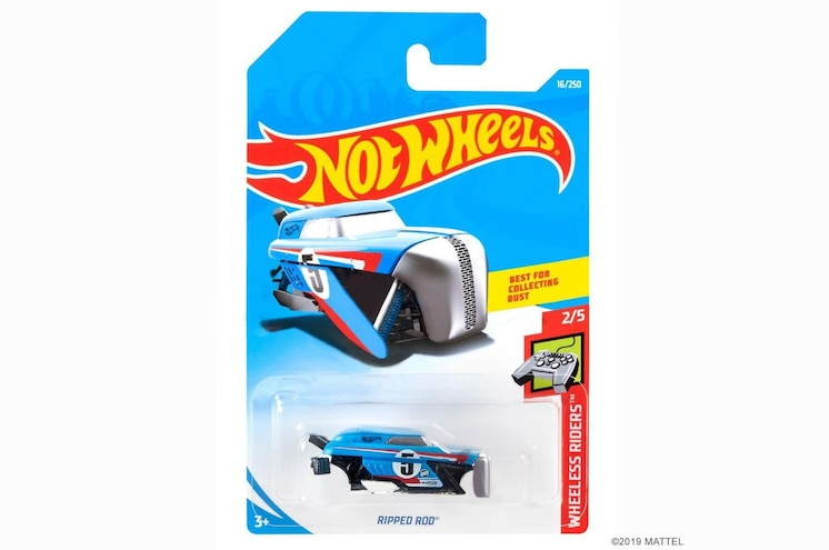 April Fools Hot Wheels Not