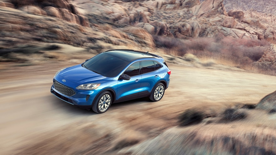 First Look – 2020 Ford Escape