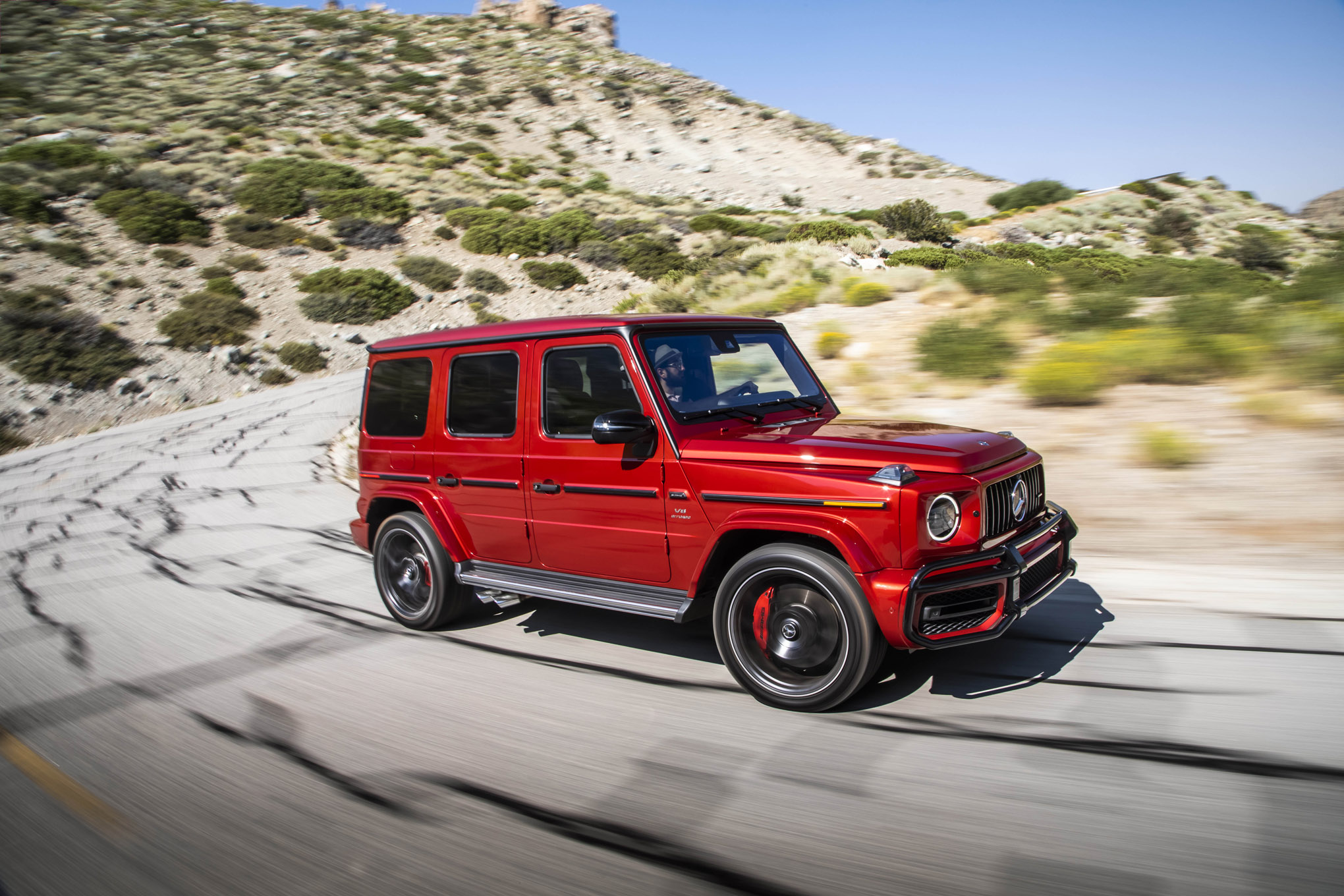 First Drive: 2019 Mercedes-Benz G-Class