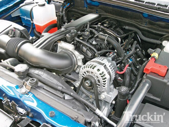 2009 Chevy Colorado 5 3l V8 Engine