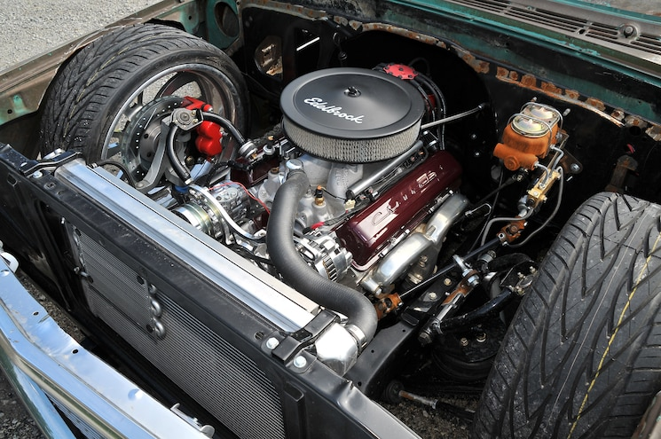 1972 Chevy C10 In Good Hands Engine