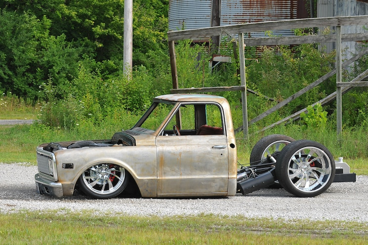 Busted Knuckles- 1972 Chevy C10: In Good Hands