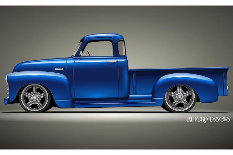 Radical Renderings- J.M. Ford Designs