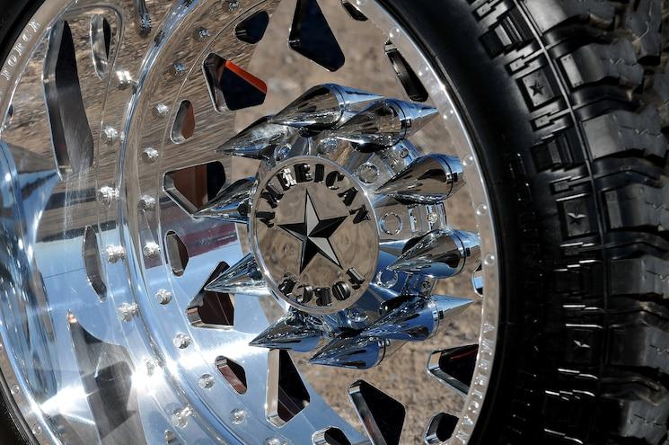 2017 Ford F 350 Platinum Reimagined Wheel