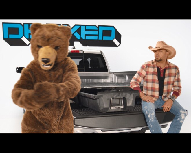 Decked and Jason Aldean: Ride All Night Tour Giveaway