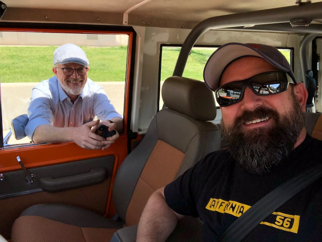 Episode 62 of The Truck Show Podcast: World's Most Expensive Bronco