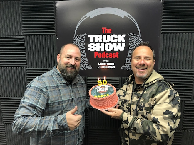 Episode 50 of The Truck Show Podcast: First-Gen Ram With A Surprise