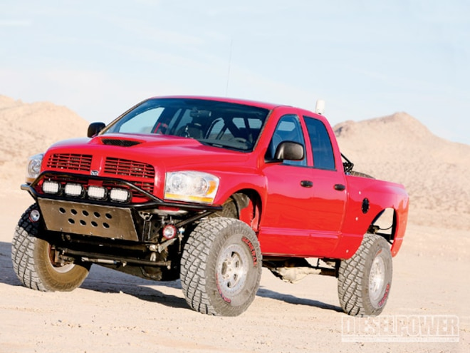 2003 Dodge Ram 2500 left Front Angle
