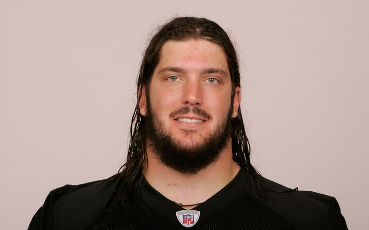 Oakland Raiders Robert Gallery Head Shot