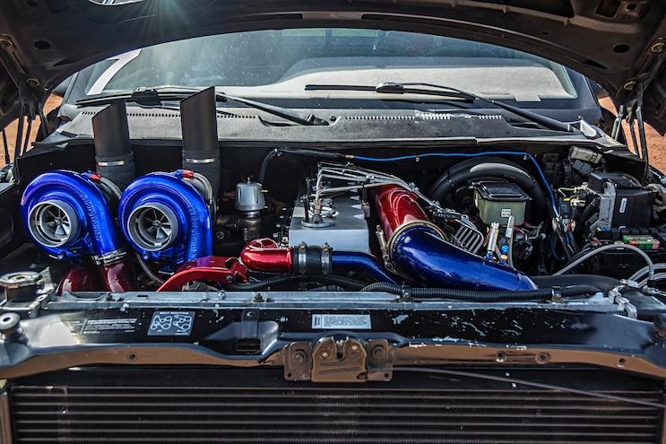 008 Cirius Noble 1997 Dodge Ram 2500