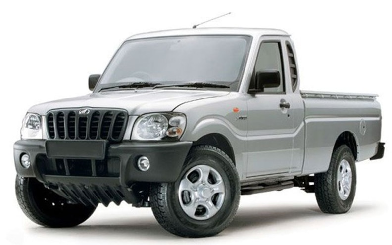 mahindra Tr20 Truck front View