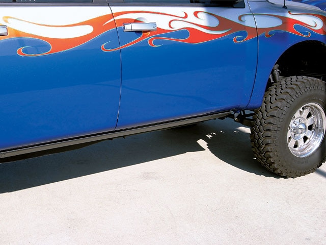 Amp Research Retractable Power Steps Install Sport