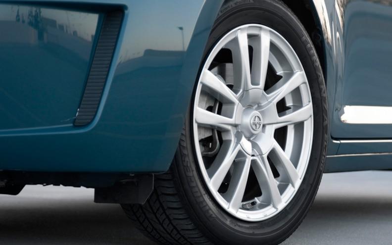 2008 Scion Xb wheel